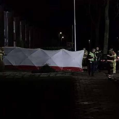 Esfaqueamento deixa um morto e feridos em Maastricht, na Holanda Foto: Reprodução Twitter