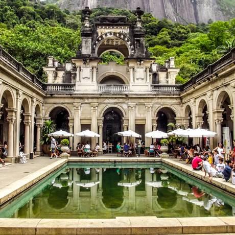 Parque Laje Foto: Divulgação