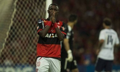 Vinicius Júnior falou sobre o seu primeiro ano como profissional Foto: Guito Moreto/O Globo