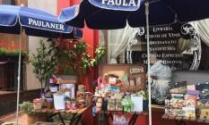 Livros e arte do Sul Foto: Divulgação
