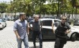 Claudio Tavares foi detido na segunda-feira Foto: Gabriel de Paiva