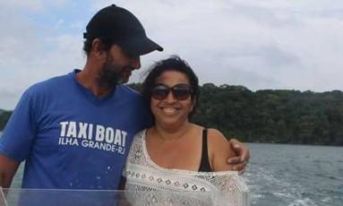 Alexandre Borba, desaparecido em Ilha Grande Foto: Reprodução/Facebook