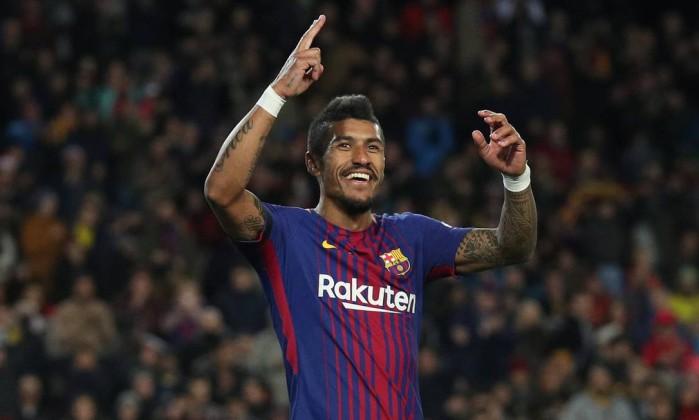 Melhores momentos de Barcelona 4 x 0 Deportivo La Coruña — LaLiga