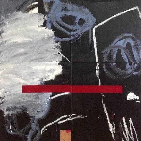 Mercedes Viegas Arte Contemporânea recebe obra de Antonio Bokel na mostra 'O contexto da linha' Foto: Divulgação/Cela Luz