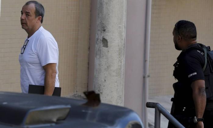 Sérgio Cabral é condenado a mais de 15 anos de prisão