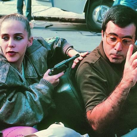 Isabela Garcia e Tony Ramos Foto: Divulgação
