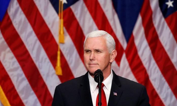 Vice de Donald Trump, Mike Pence virá ao Brasil em maio