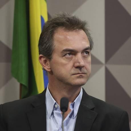 O empresário Joesley Batista da J&F, controladora da JBS Foto: Ailton de Freitas / Agência O Globo 28/11/2017