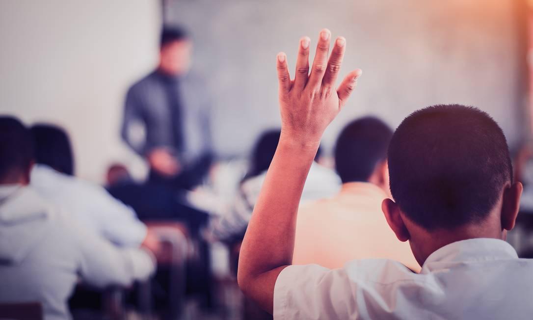Pnad traz dados de suplemento sobre Educação: analfabetismo é maior nas regiões Nordeste e Norte Foto: Shutterstock
