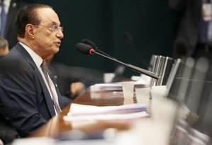 O deputado federal Paulo Maluf (PP-SP) Foto: Jorge William / Agência O Globo 17/09/2017