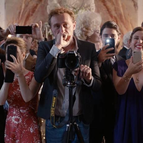 Cena do filme 'Assim é a vida' Foto: Divulgação