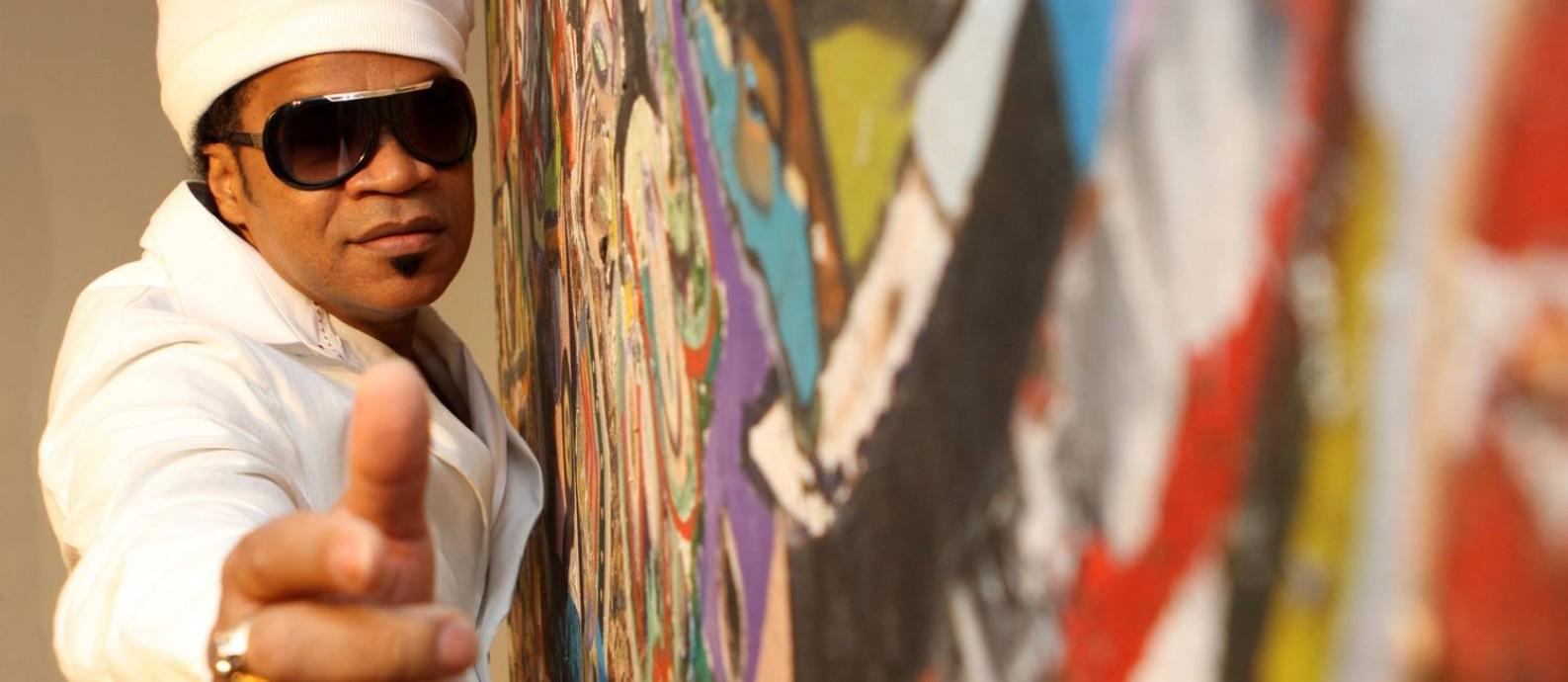 Carlinhos Brown Foto: Divulgação