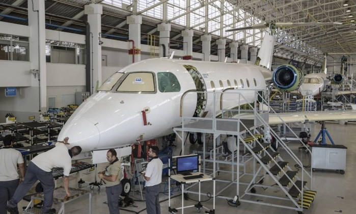 'No meu governo, a Embraer jamais será vendida', assegura Temer