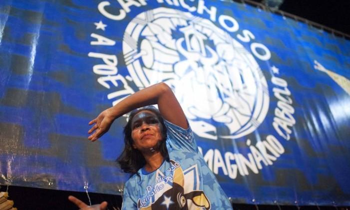 A galera do Boi Caprichoso Foto: Emiliano Capozoli / Divulgação