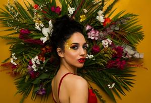 A cantora se apresentará em frente ao Copacabana Palace Foto: divulgação/marcos hermes