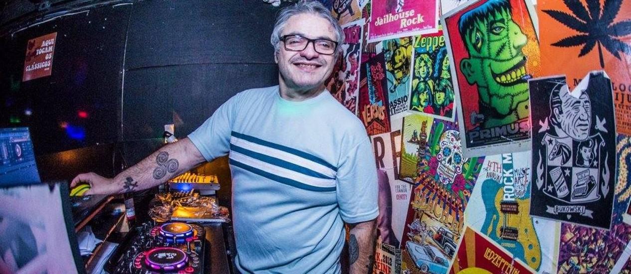 O DJ Edinho Foto: Divulgação/Daniel Croce