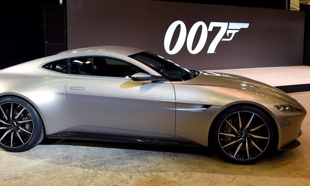Mais de cinco mil unidades do Aston Martin são alvo de recall Foto: Divulgação/20-7-2015