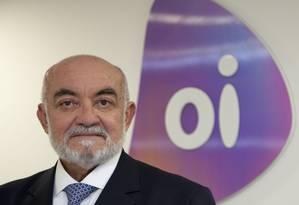Presidente da Oi, Eurico Teles
