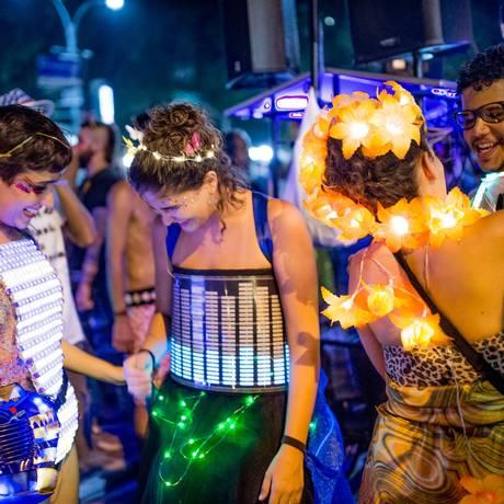 Minha Luz é de LED Foto: Divulgação/Elisa Mendes