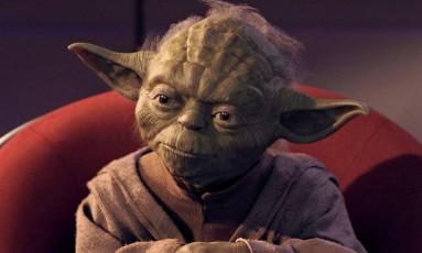 Star Wars: Os Últimos Jedi | Frank Oz, voz original de Yoda Foto: Divulgação