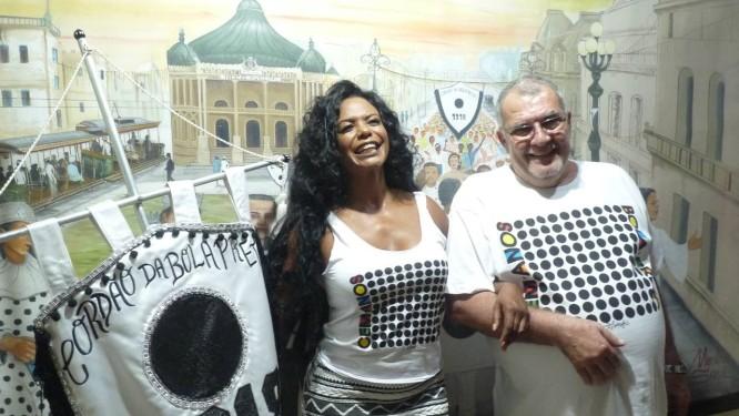 Camiseta dos 100 anos do Bola Preta será lançada dia 1º com show da ... c51d5c94c42