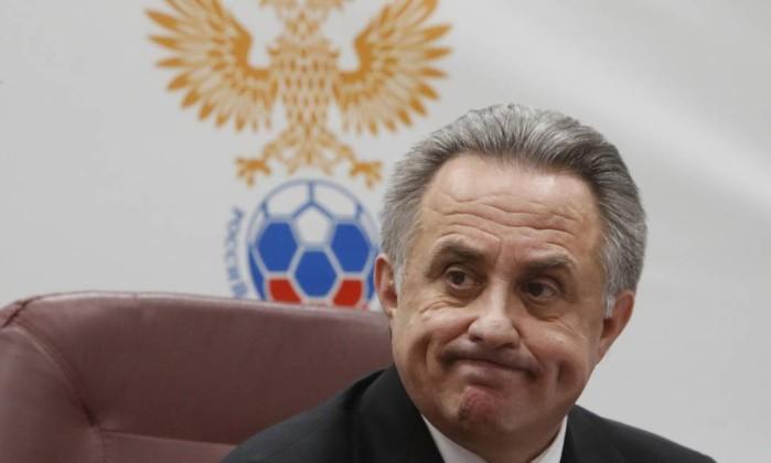 Presidente da Federação Russa se afasta do cargo durante defesa