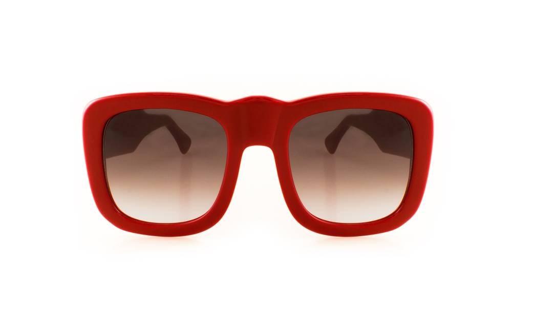 Modelo Olga, da LIVO Eyewear. R$ 399 (www.livo.com.br) Divulgação