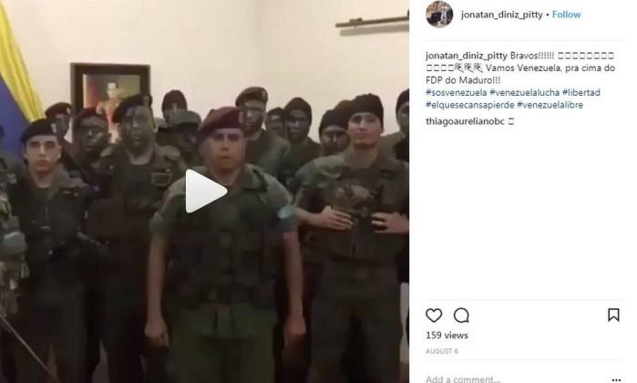 'Não há motivo para prisão', diz mãe de brasileiro detido na Venezuela