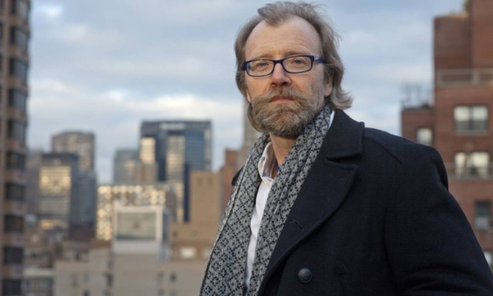 O escritor George Saunders, vencedor do Man Booker Foto: Divulgação/Tim Knox