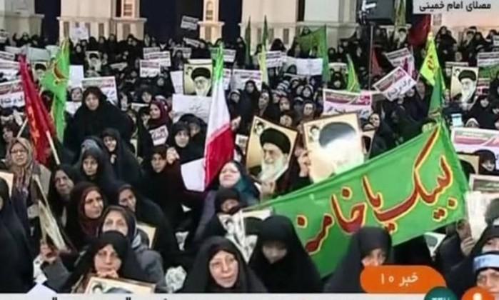 Protestos se alastram no Irã