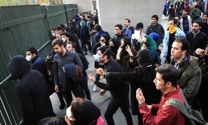 Washington provoca Teerã: EUA condenam prisão de 'manifestantes pacíficos' no Irã