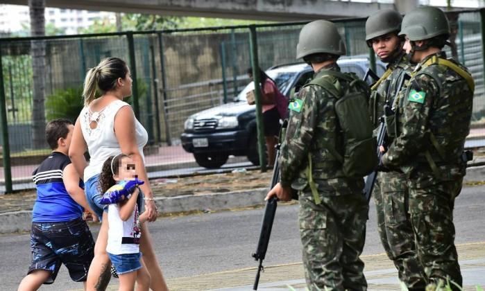 Governado do RN transfere segurança pública para o Exército