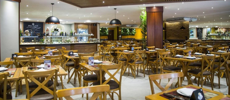A rede Demi-Glace Premium Grill inaugura, em janeiro, sua quarta unidade Foto: BARBARA LOPES / BARBARA LOPES