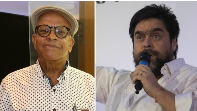 Nei Lopes, Eduardo Barata e Ilda Santiago: comentários sobre a entrevista de Nilcemar Nogueira Foto: Agência O Globo