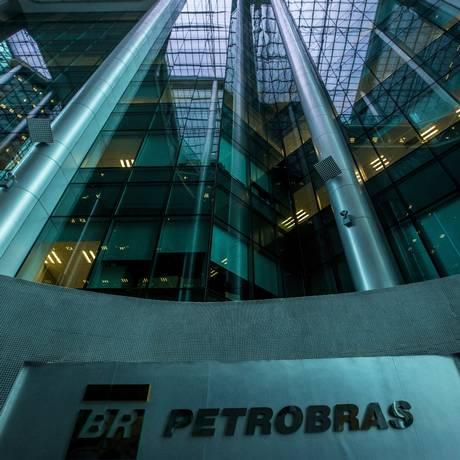 Prédio da Petrobras no Rio. Foto: Dado Galdieri/Bloomberg