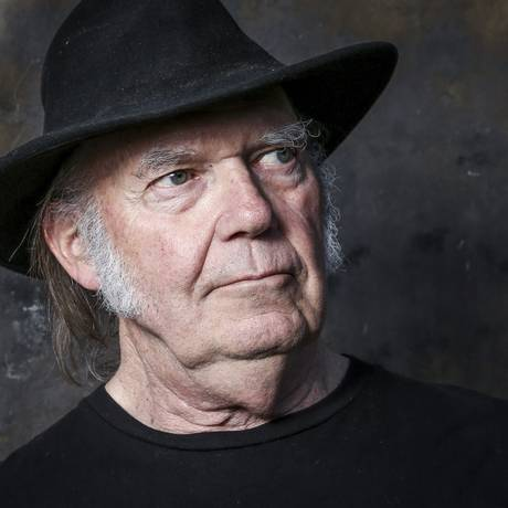 Neil Young Foto: Rich Fury / AP