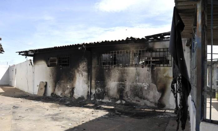 Nova rebelião em presídio de Goiás tem troca de tiros entre facções