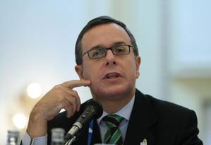 Em 2009, Ricardo Balestreri era secretário nacional de Segurança Pública Foto: Márcia Foletto / Agência O Globo 02/05/2009