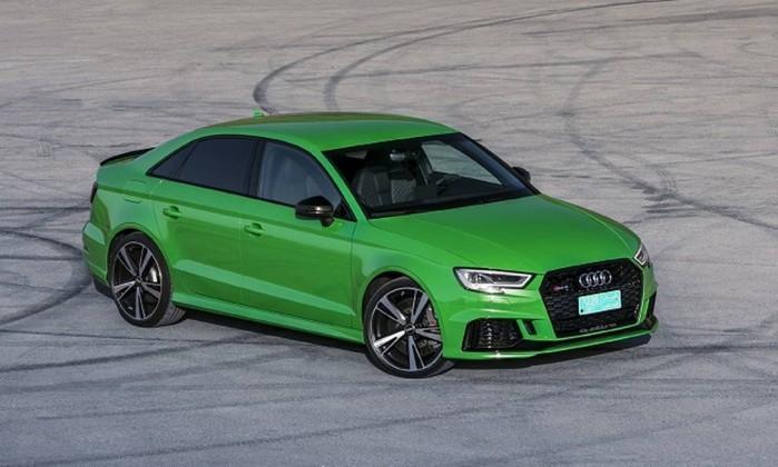 Novo Audi RS 3 chega ao Brasil nas versões Sportback e Sedan