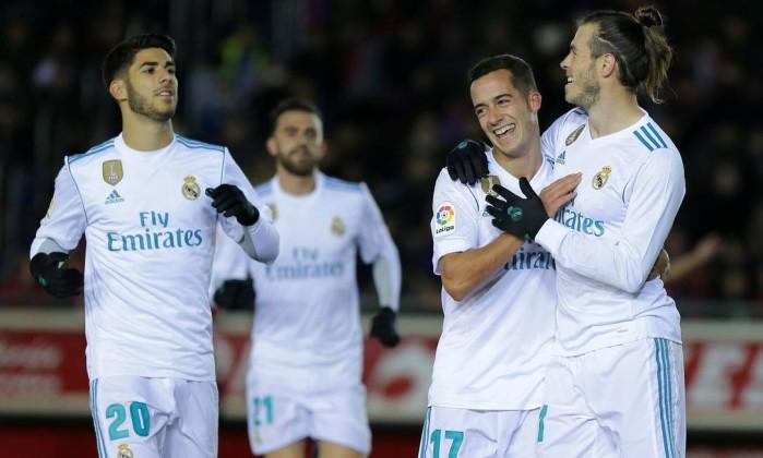 Atacante Vinícius Jr é assunto em coletiva no Real Madrid