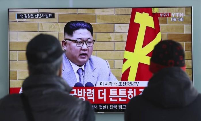 EUA e Coreia do Sul adiam exercícios militares
