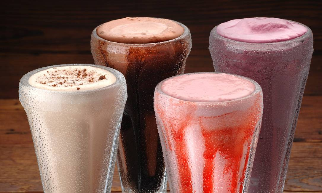 Bibi Sucos: Um dos destaques são os milk-shakes nas opções açaí (R$ 17,90 – 300 ml/R$ 29,40 – 500 ml), café (R$ 16,20 – 300 ml/R$ 26,50 – 500 ml), chocolate (R$ 14,70 – 300 ml/R$ 23,90 – 500 ml), Nutella (R$ 16,50 – 300 ml/R$ 26,90 – 500 ml) e Ovomaltine (R$ 16,50 – 300 ml/R$ 26,90 – 500 ml). Botafogo Praia Shopping: Praia de Botafogo 400, loja 402 (2237-9255). Divulgação/Fernando Mafra