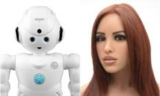 Robôs Foto: Divulgação