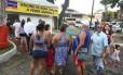 Vacinação contra a febre amarela foi intensificada em Nova Iguaçu