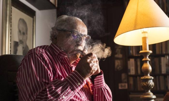 Escritor e jornalista Carlos Heitor Cony morre aos 91 anos