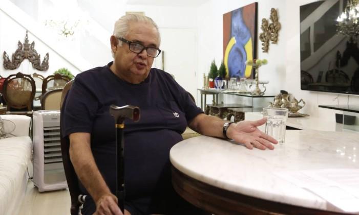 O ex-deputado federal Pedro Corrêa Foto: Michel Filho/4-1-17