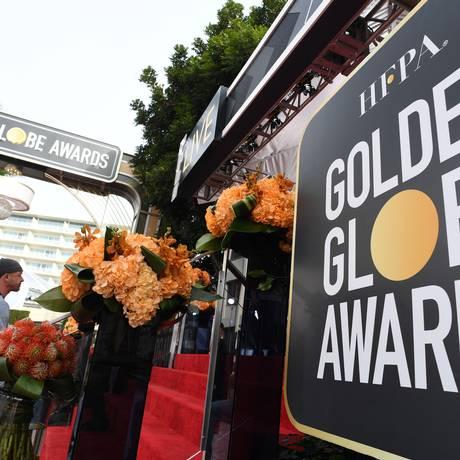 Globo de Ouro abre temporada de premiações em Hollywood Foto: ROBYN BECK / AFP