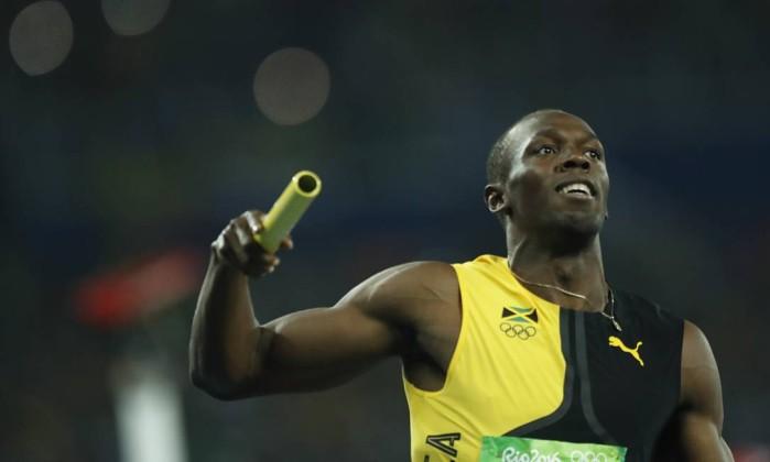 Usain Bolt vai treinar com o Dortmund mas quer o Manchester United