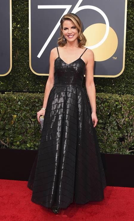 A atriz Natalie Morales Foto: Jordan Strauss / Jordan Strauss/Invision/AP