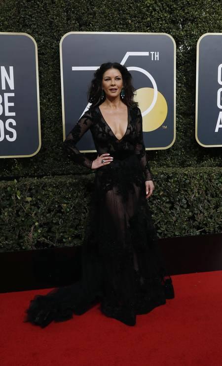 A atriz Catherine Zeta-Jones Foto: MARIO ANZUONI / REUTERS